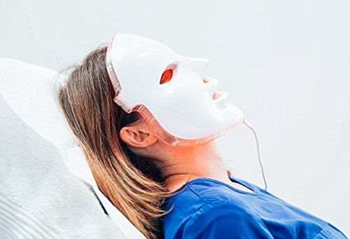 Red Led Light For Rosacea in US - 9