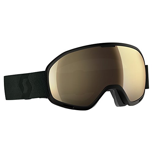 Scott Unlimited II OTG Goggles Black/Light Sensitive Bronze Chrome, One Size