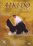 Various -Aikido From A To Z Basic Techniques Vol [DVD]