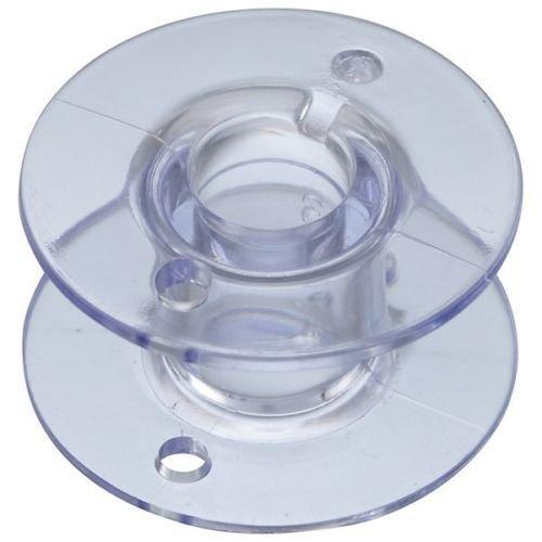 NGOSEW 10 Plastic Bobbins for Husqvarna Viking Emerald 116 118 122 183 Sewing - Bobbin Viking Plastic