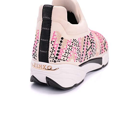 40 Y22w Pinko 1h2072 Sneaker Zircone xOUqWUZI
