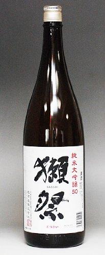 獺祭 だっさい 純米大吟醸 50 1.8L