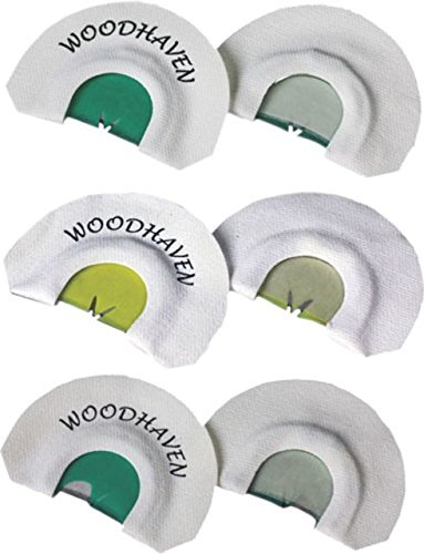 Woodhaven Top 3 ProPack Turkey Calls by Woodhaven Custom Calls