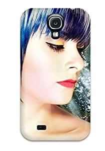 Cute Appearance Cover/tpu JhhXiFo1449uKxGz Artistic Women People Women Case For Galaxy S4