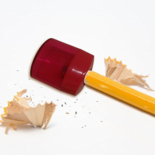 Mega Single Shaped Sharpener Receptacle product image