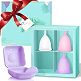 Menstrual Cups Gift Set, Reusable Period Cup Small