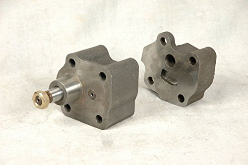 New Oil Pump John Deere 300 Series 3.164, 3.179, 4.219, 4.239 4 Hole Style Oil (Series Pumps 300)