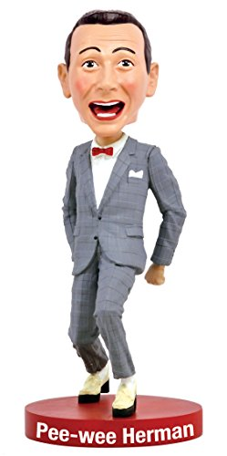 Royal Bobbles Pee-wee Herman Bobblehead