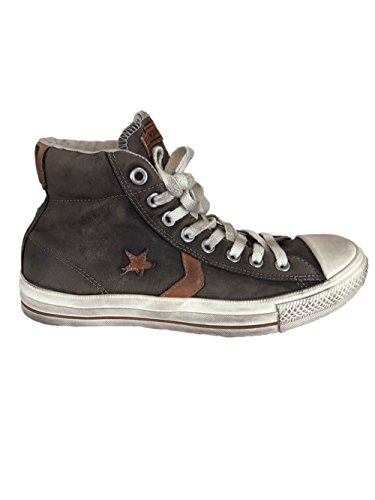 Converse Star Player Mid Leather LTD 1C464 Chocolate/Rust Distressed 41
