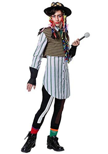 Men's Chameleon Pop Star Costume Medium