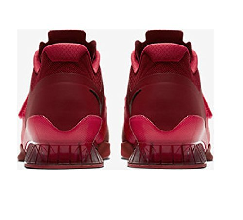Nike Romaleos 3 Para Hombre 852933-601 Siren Red / Black-tough Red