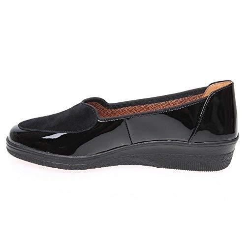 Donna Shoes 97 Nero Derby 76 Gabor 404 Nero SqIatwx