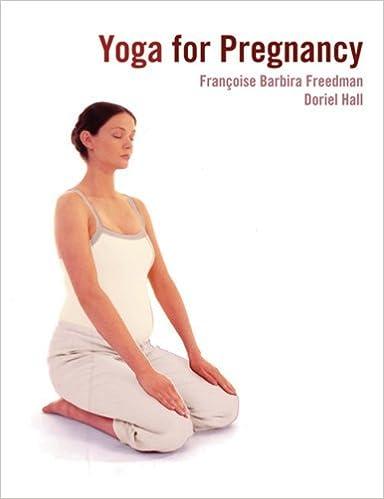 Yoga for Pregnancy by Francoise Freedman (2006-05-01)