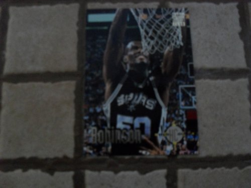1993/1994 Topps Stadium Club Highcourt David Robinson #172 San Antonio