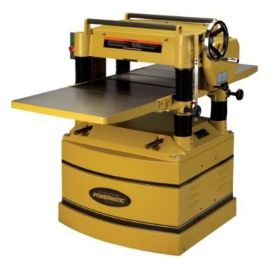 Powermatic 1791315 209HH, 20-Inch Planer, 5HP 1PH 230V, with Byrd Cutterhead