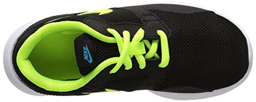 Nike Kaishi (PS) - Zapatillas de running Niños Negro / Verde / Azul (Black / Volt-Blue Lagoon)
