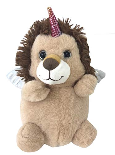 - Kellytoy Cornimal Unicorn Pegasus Lion Plush Toy Cute and Cuddly 10 inch