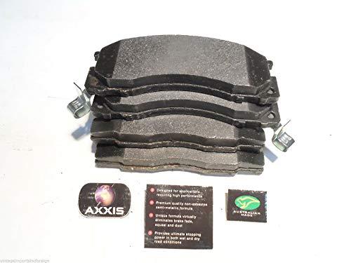 Beck Arnley 088-1434M Axxis Metal Master Brake ()