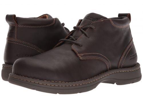 Carolina(カロライナ) メンズ 男性用 シューズ 靴 ブーツ 安全靴 ワーカーブーツ ESD Aluminum Toe Opanka Chukka CA3584 Tully Mahogany Leather [並行輸入品] B07DNPKGSD 9.5 D Medium