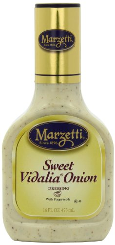 Marzetti Dressings, Sweet Vidalia Onion, 16 Ounce (Pack of 6)