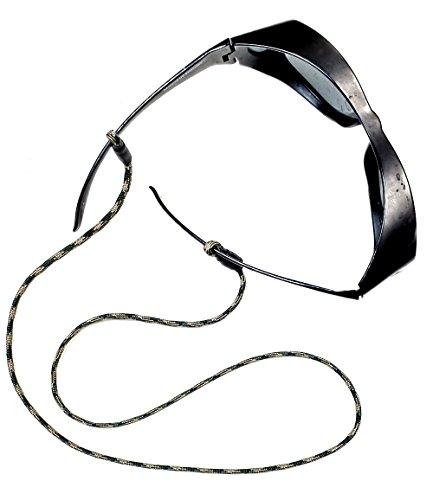 Para Sport Eyewear Lanyard - Camo 34 inch (Sunglasses not - Sunglass Leash Cord