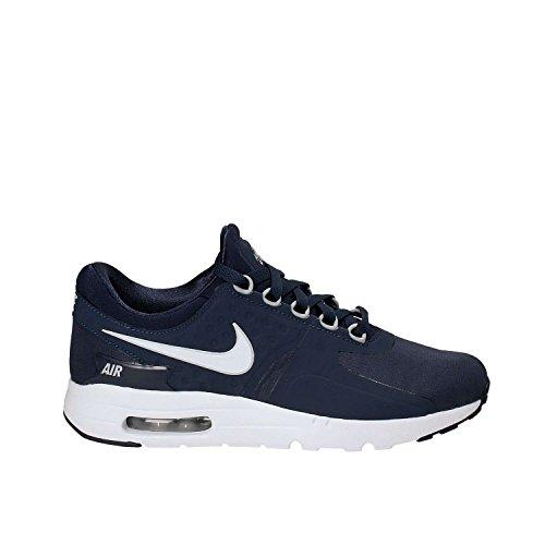 Air Zero Platinum Basses Nike Essential pure midnight Navy Homme Sneakers Bleu white Max 1gxxAaqd
