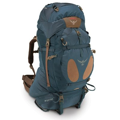 Osprey Argon 85 Backpack (Delta Blue, Large), Outdoor Stuffs