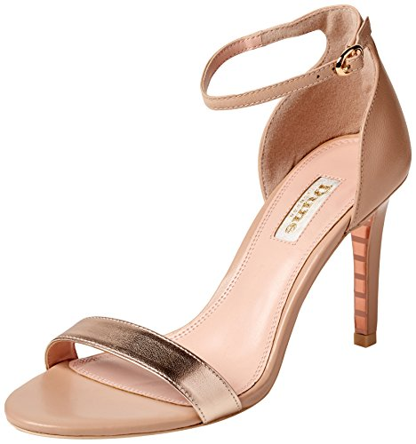 rose Mortimer Dune Gold Femme Gold Or Sandales Bride Cheville Rose H1HqdYrw