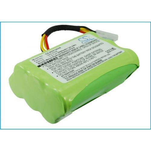 Price comparison product image smavco bundle 945-0006 Battery Neato XV-12 All-floor Robotic Vacuum Cleaner Plus Stereo Audio Cable, 3500mAh