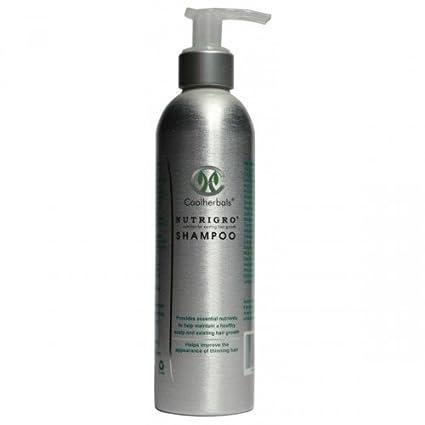 Nutrigro Champú cabello Adelgazamiento 250ml - anticaída del cabello para cabello graso