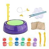 YaeTek Pottery Wheel, Pottery Studio Kit