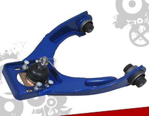 96-00 Civic Blue Ek Ek9 Em D16 D16y D16a D16z Front Upper Control Camber Kit Arm by RXMOTOR