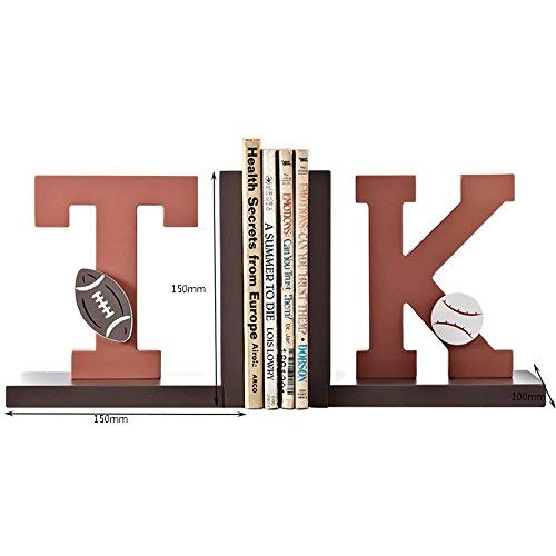 YCT ビンテージ本bookhildrenの部屋の装飾のbookreative本のホルダーファッションのアイデア B07RJ58YWM