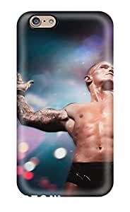 Tpu Case For iphone 6 plusd 5.5 With Randy Orton Smackdown Vs Raw 2011