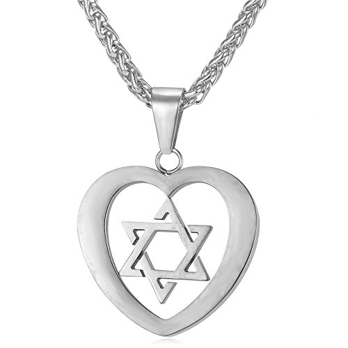 Heart Pendant Women Inches Chain