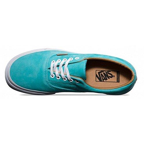 Vans - Zapatillas de deporte de Otra Piel para mujer Azul