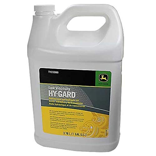 John Deere Original Equipment 1 Gallon Hy-Gard Transmission & Hydraulic Oil #TY22000