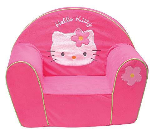 Hello Kitty – 711211 – Fauteuil club en mousse pour enfant