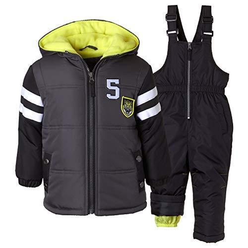 0b216a19ae41 iXtreme Boys  Snowsuit  2-Piece Camo Print Snowsuit For Infants ...