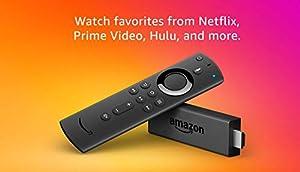 Amazon Fire TV Stick with Alexa Voice Remote, Fire Stick