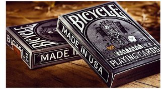 Bicycle Bone Riders Playing (Halloween Playing Cards)