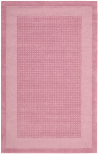 """Nourison Westport (WP30) Pink Rectangle Area Rug, 8-Feet by 10-Feet 6-Inches (8' x 10'6"""")"""