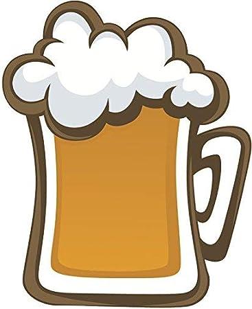 Amazon Com Fun German Oktoberfest Festival Item Cartoon Vinyl Sticker 2 Tall Beer Home Improvement