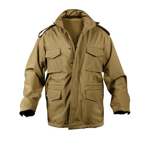 Rothco Soft Shell Tactical M-65 Jacket