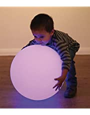 Save on TickiT 75546 Sensory Mood Light Ball, 400 mm Diameter and more