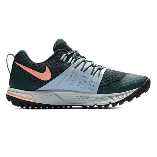 bf809f6f78d8 Nike Womens Air Zoom Wildhorse 4 Womens Trail Running Hiking Shoes (10 B  US) Green  Amazon.ca  Shoes   Handbags