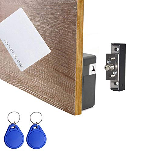 Homello RFID Electronic Cabinet Lock Hidden DIY for Drawer Cabinet (Electronic Safe Magnet)