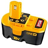 Best Rechargeable Battery For Ryobis - RYOBI P100 ONE+ NICKEL-CADMIUM 18-VOLT RECHARGEABLE BATTERY Review