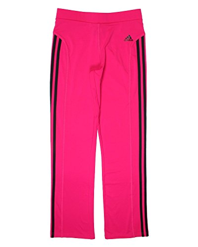 Adidas Girls Med10-12 ClimaLite Yoga Pants by adidas