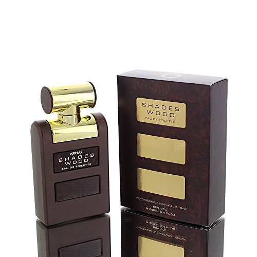 Armaf Shades Wood Perfume For Men EDT 100 ()
